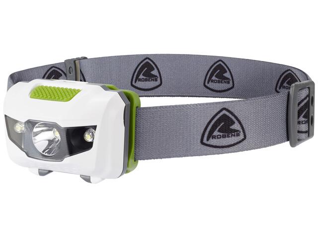 Robens Zen hoofdlamp groen/wit